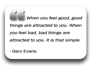 Gary Evans Quote